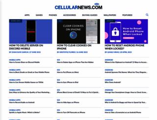 mobileburn.com screenshot