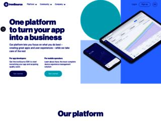 mobilecore.com screenshot