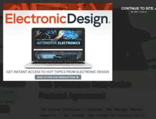 mobiledevdesign.com screenshot