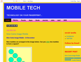 mobilefb.blogspot.in screenshot