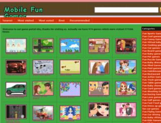 mobilefungames.net screenshot