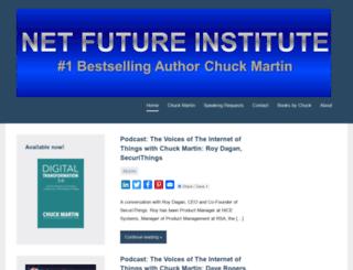 mobilefutureinstitute.com screenshot