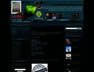 mobilegamesmaniac.blogspot.com screenshot