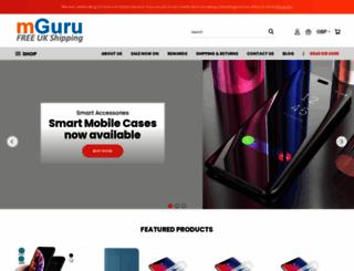 mobileguru.co.uk screenshot