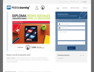 mobilelearning.com.ar screenshot