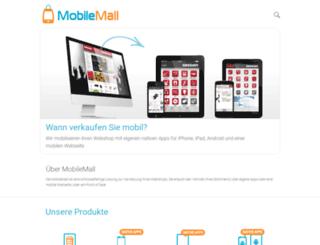 mobilemall.de screenshot