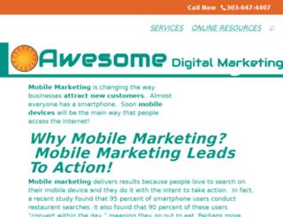 mobilemarketingdenver.co screenshot