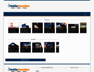 mobilementalism.com screenshot