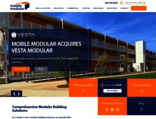 mobilemodularrents.com screenshot