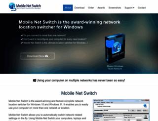 mobilenetswitch.com screenshot
