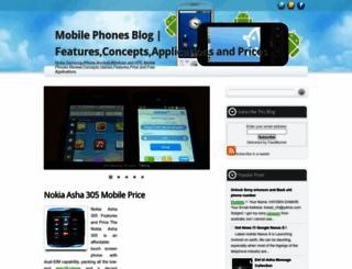 mobilephonnee.blogspot.com screenshot