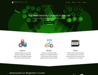 mobileplayground.co.uk screenshot