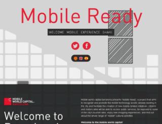 mobileready.mobileworldcapital.com screenshot