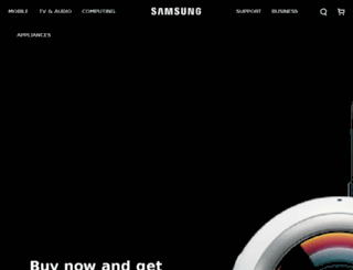 mobilers.samsung.hu screenshot