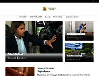 mobiles-internet-flatrates.de screenshot