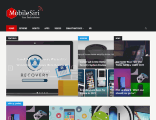 mobilesiri.com screenshot