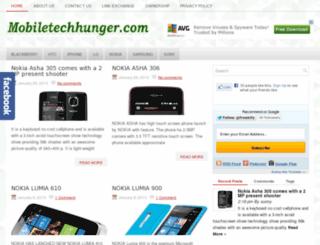 mobiletechhunger.com screenshot