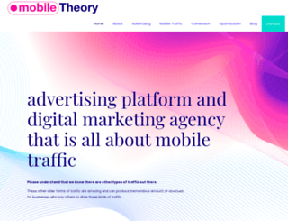 mobiletheory.com screenshot