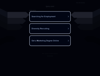 mobiletracker.ijoro.com screenshot