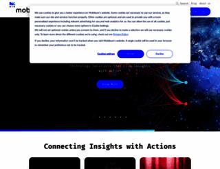 mobileum.com screenshot