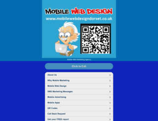 mobilewebdesigndorset.co.uk screenshot