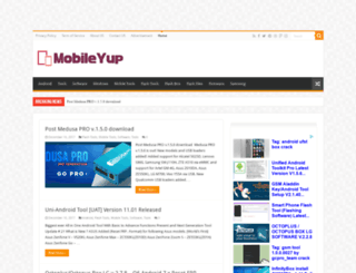 mobileyup.com screenshot