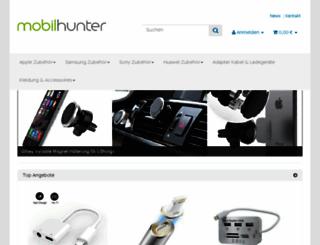 mobilhunter.de screenshot