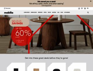 mobilia.ca screenshot