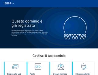 mobiliarredoline.it screenshot