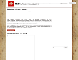 mobiliconpallet.com screenshot