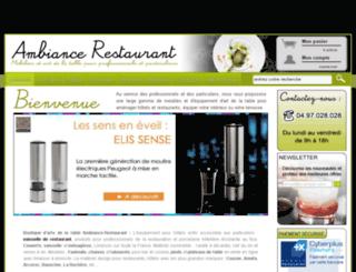 mobilier-pro.com screenshot