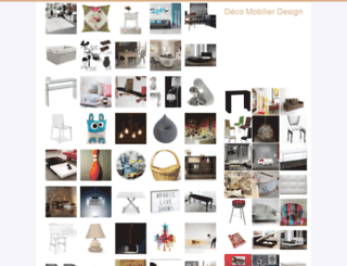 mobilierdeco-design.com screenshot