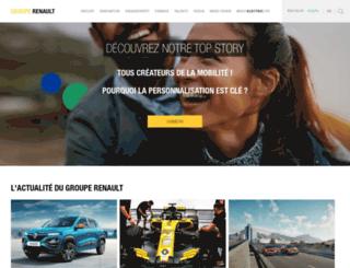 mobilite-durable.org screenshot
