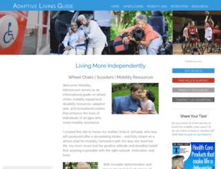 mobility-advisor.com screenshot