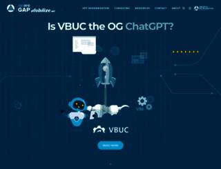 mobilize.net screenshot