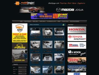 mobiljogja.com screenshot