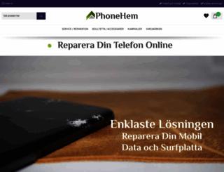 mobilkoden.se screenshot