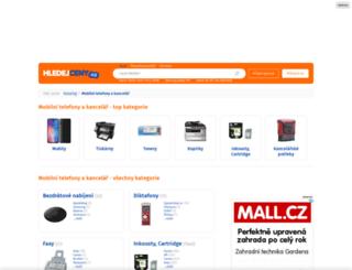 mobilni-telefony-a-kancelar.hledejceny.cz screenshot