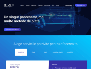 mobilpay.ro screenshot