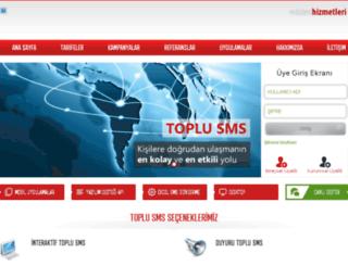 mobilsms.org screenshot