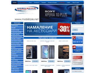 mobilstyle.net screenshot