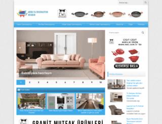 mobilyadekorasyonrehberi.com screenshot