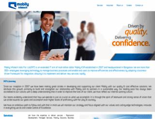 mobilyinfotech.com screenshot