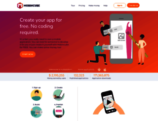 mobincube.com screenshot