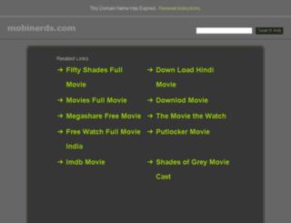 mobinerds.com screenshot