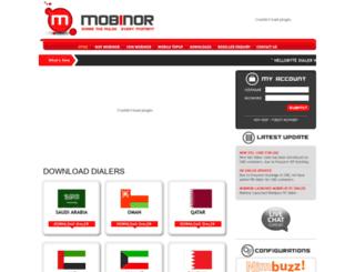 mobinor.info screenshot