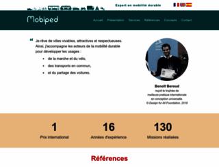 mobiped.com screenshot