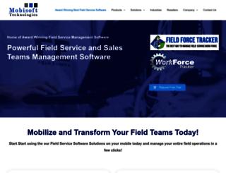mobisofttechnologies.com screenshot