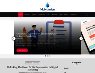 mobitamilan.net screenshot