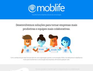 moblife.com.br screenshot